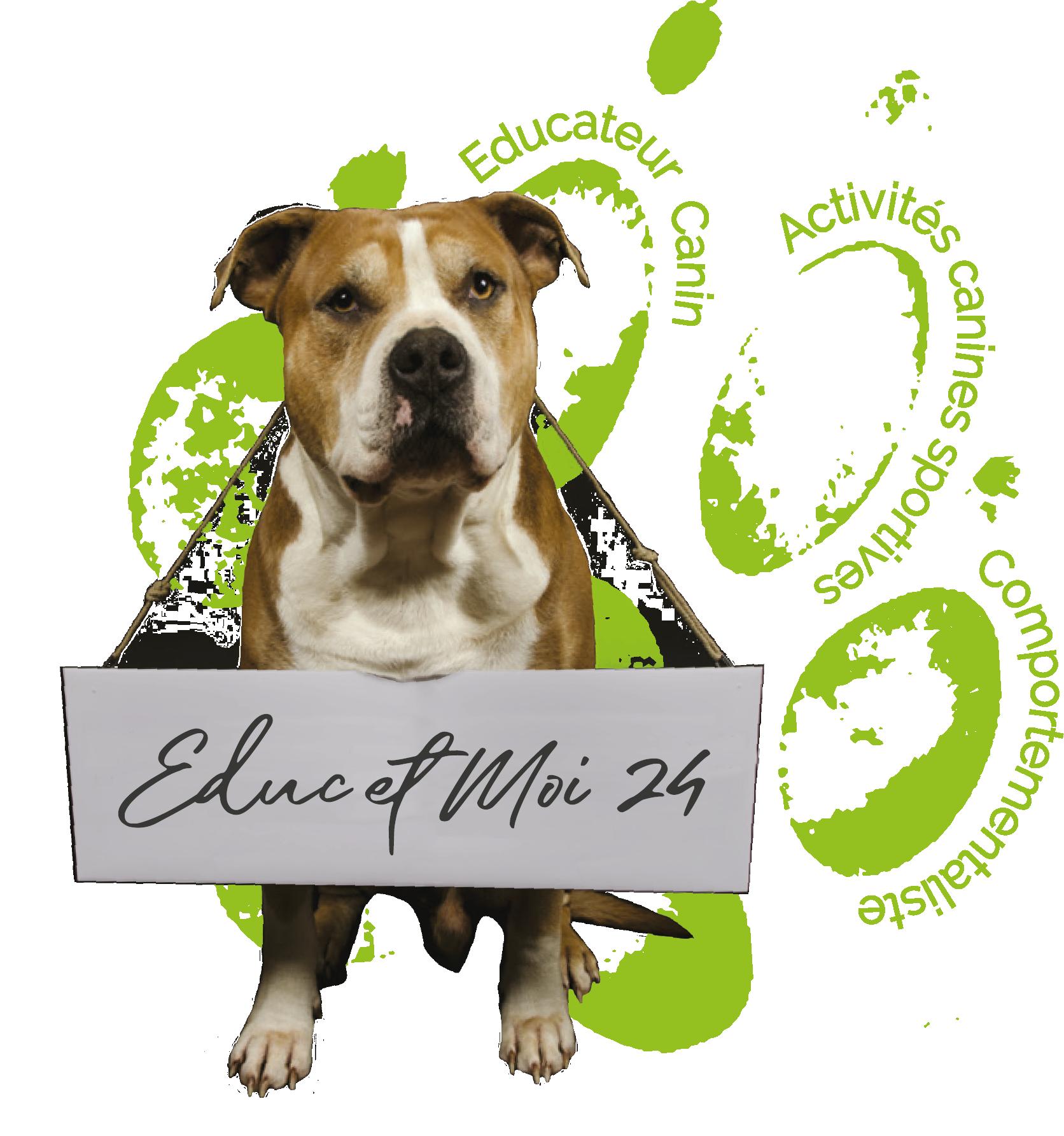 éducateur canin en Dordogne, comportementaliste pour chien - Educ et moi 24
